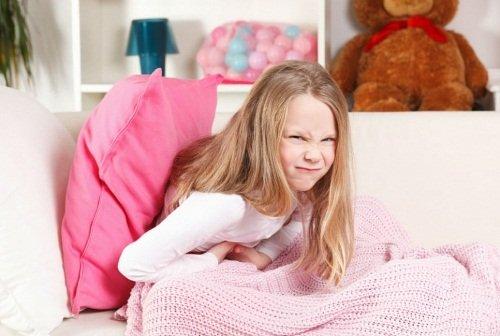Приступ аппендицита у ребенка