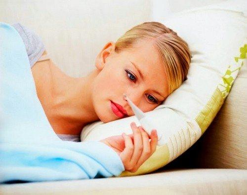 Пониженная температура тела человека