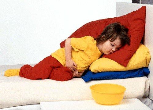 Доврачебная помощь при кишечной инфекции