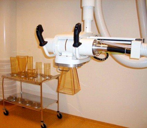Рентгеновское облучение