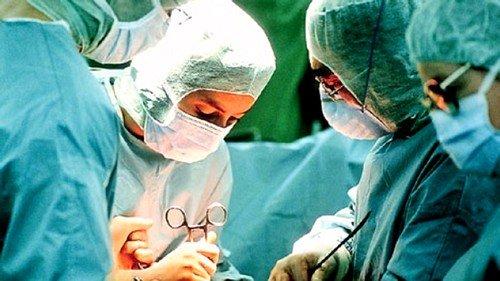 Операция при аппендиците