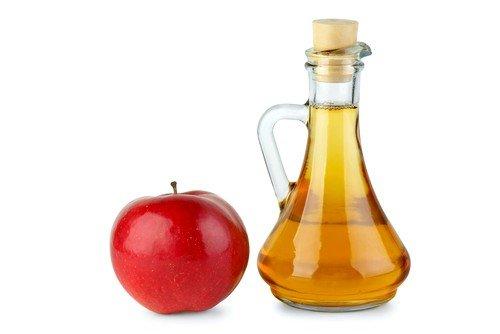 Яблочный уксус при паховой грыже