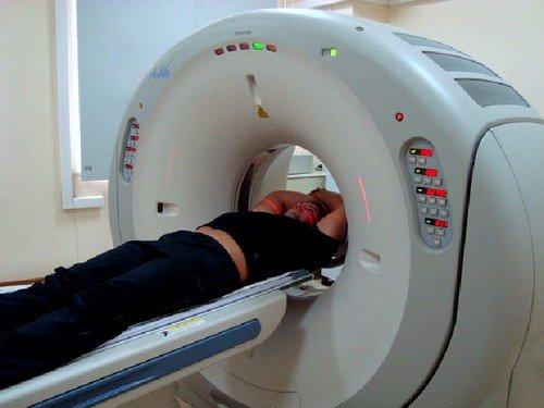МРТ при болях в пояснице
