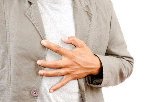Болевые ощущения при заболеваниях селезенки
