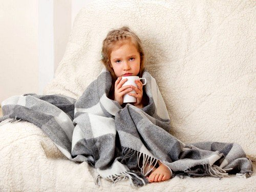 Повышение температуры из-за инфекционных заболеваний