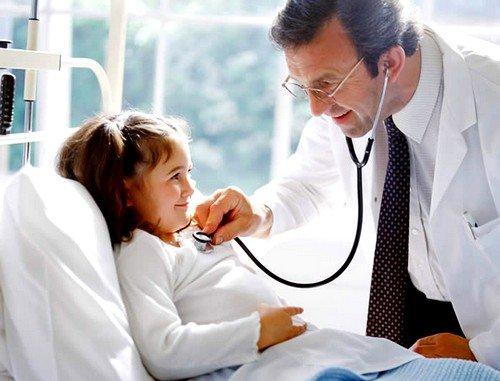 Туберкулёз в детском возрасте