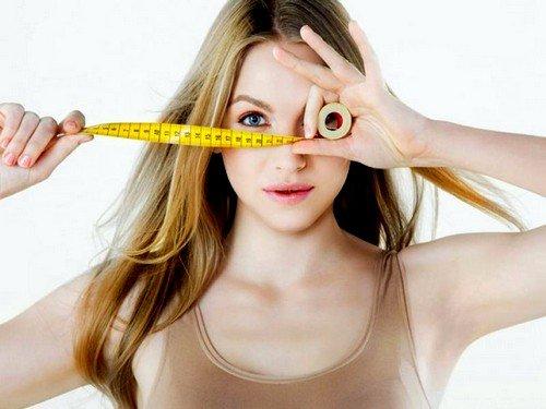 Причины борьбы с лишним весом