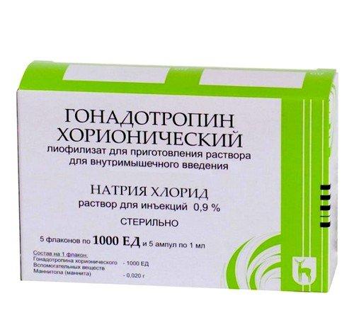 хорионический гонадотропин