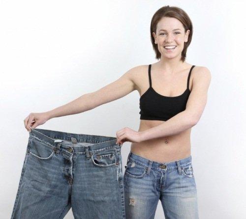 Меню на неделю – поможет заметить изменения в весе