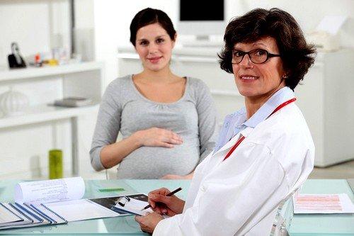 Симптомы анемии при беременности