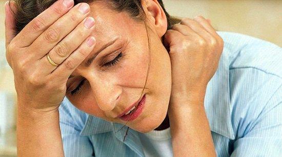 Хроническая усталость – как признак анемии