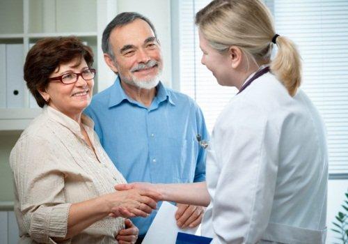 Периодическая консультация врача в послеоперационный период