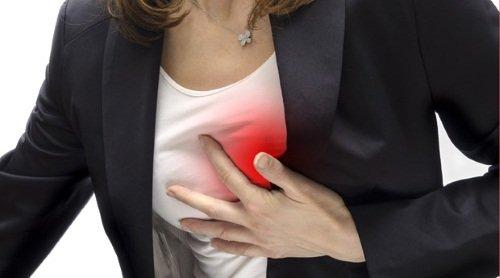 Нарушения в работе сердечно – сосудистой системы при анемии