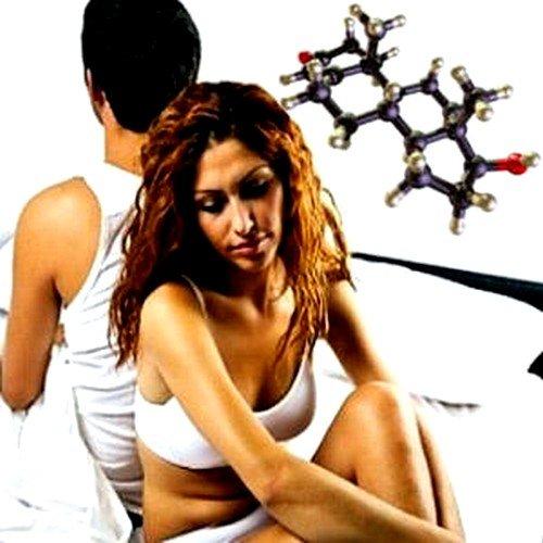 С возрастом содержание тестостерона в организме женщины меняется
