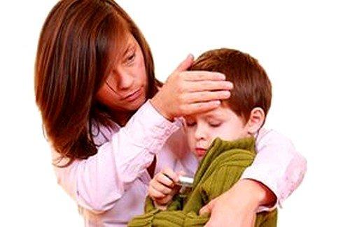 Симптомы эпидемического паротита