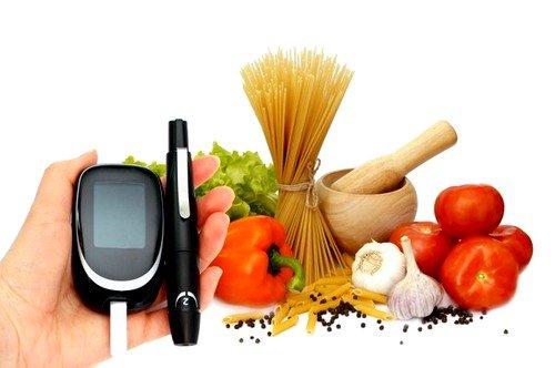 Диета при сахарном диабете 2 типа