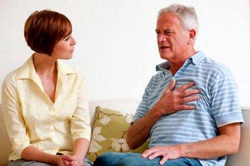 болевой сигнал может быть следствием иррадиации органов брюшной полости.
