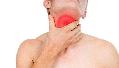 затруднение при глотании пищи - возможный признак рака горла