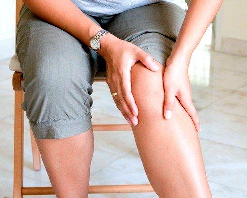 Мышечные судороги из-за нехватки соли и минералов