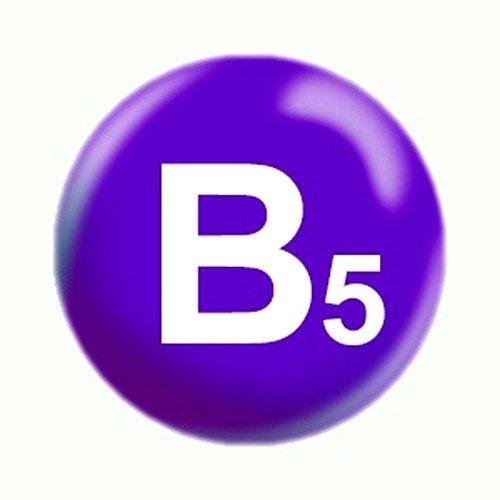 Пантенол, известный как Декспантенол или Д-Пантенол, является провитамином В5