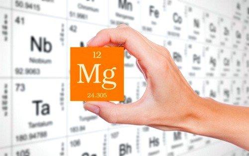 Магний является одним из главных элементов, который требуется для нормального функционирования организма человека