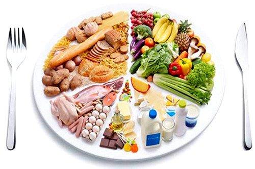 необходимо следить за тем, чтобы продукты питания сочетались правильно между собой