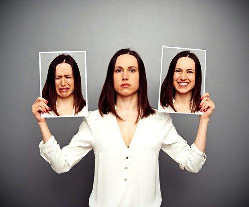 Резкие смены в настроении характерны для обоих состояний