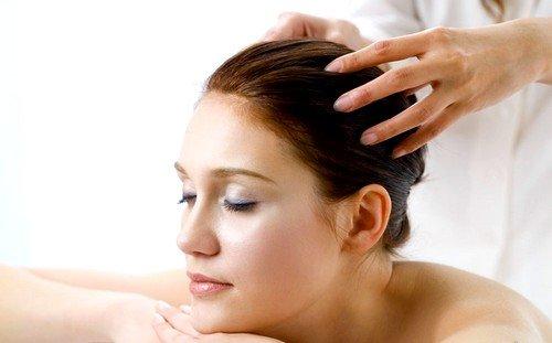 Эффективно помогает массаж