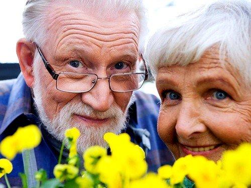 Поданара нередко проявляется  в пожилом возрасте