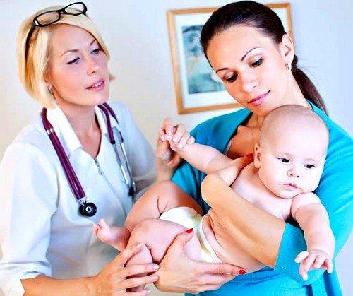 лечение следует проводить под чутким руководством педиатра