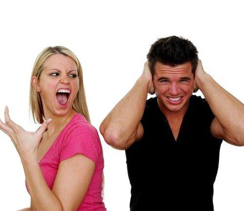 Приступы истерики, гнев как проявление ПМС