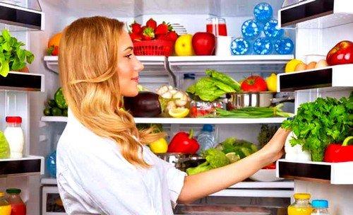 Специальный рацион питания для поднятия уровня гемоглобина