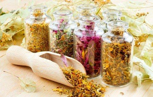 Травяные лекарственные сборы