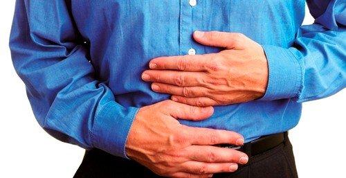 Раздражение внутренней оболочки желудка происходит под воздействием желчной кислоты, лизолецитина и панкреатических ферментов