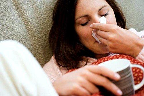 Самым тяжелым побочным эффектом фронтита считается менингит