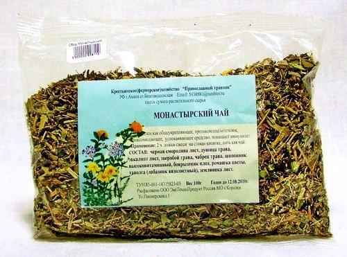 Монастырский чай является уникальным напитком, который помогает укрепить и очистить организм