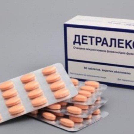 Лечение наружного геморроя таблетками