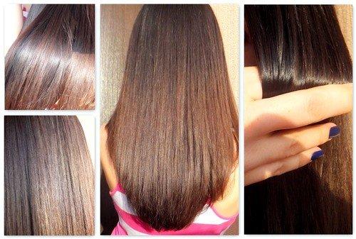 Пантенол применяется для ухода за волосами