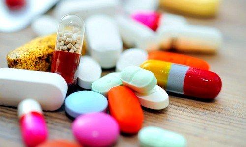 препараты местного применения