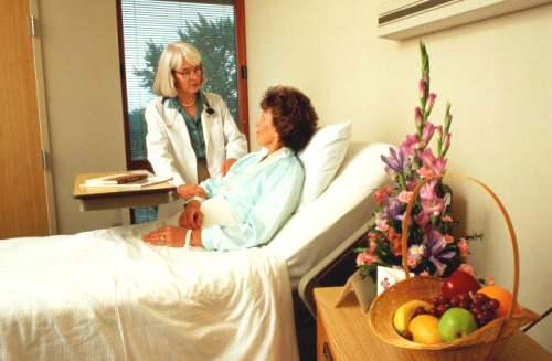 доктора запрещают принимать сидячие положения во время первых нескольких дней после проведенной операции