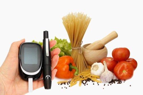 Диета при сахарном диабете + контроль глюкозы в крови
