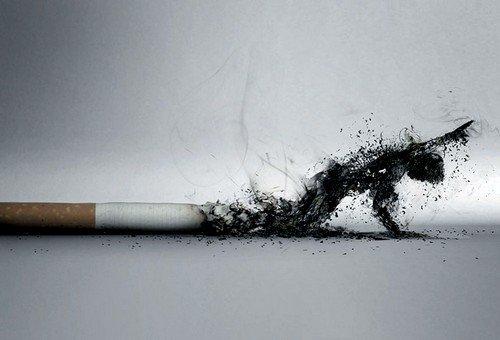 частое курение как причина рефлюкса