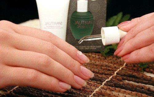 Противогрибковый лак для ногтей