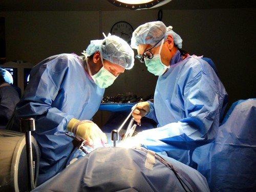 Оперативное лечение грыжи