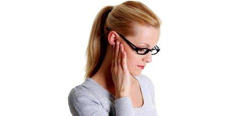 Воспаление лимфоузлов за ухом