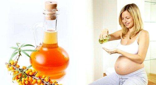 беременные женщины при небольших проблемах с опорожнением кишечника, предпочитают воспользоваться мягким и эффективным воздействием облепиховых свечей