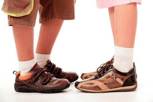 Неправильная обувь как причина потливости ног