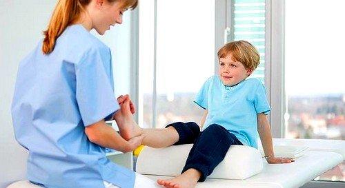 Хронические заболевания суставов у детей