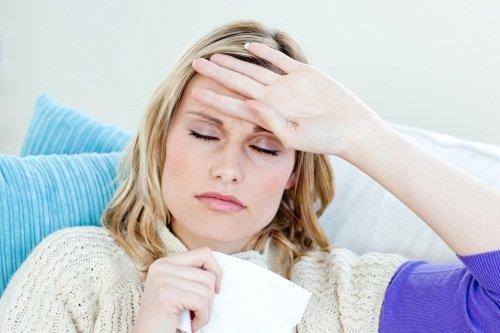 Частые простуды – признак пониженного иммунитета