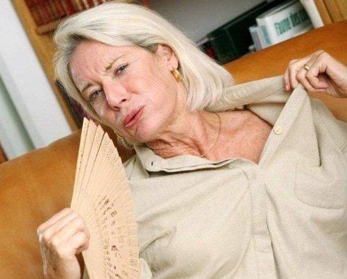 Менопауза – постоянные приплыви жару при климаксе